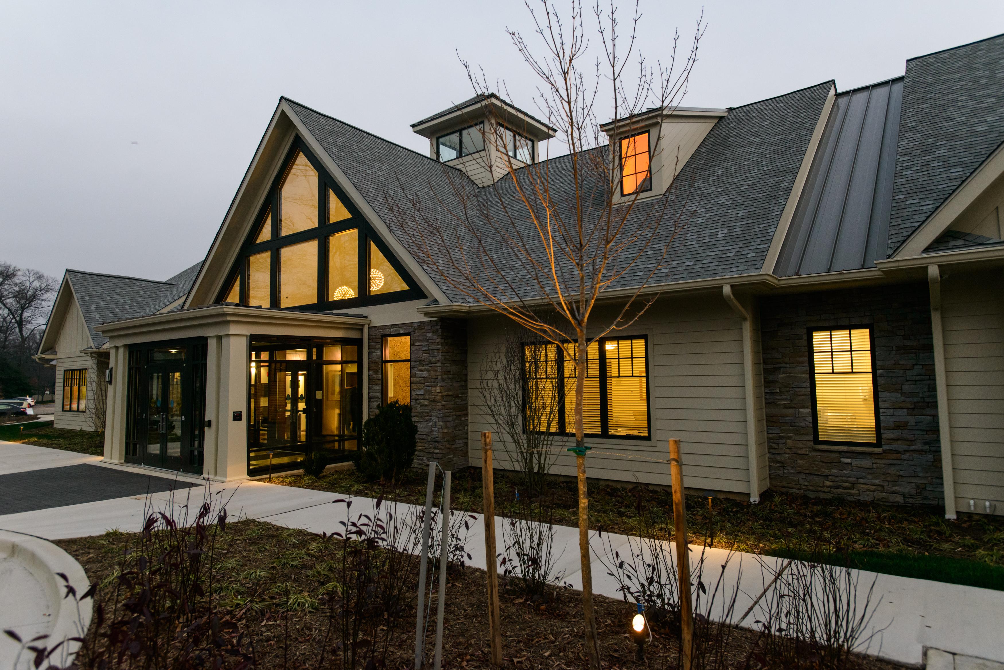 Newly designed Hospice of the Chesapeake